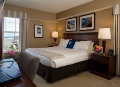 サレム ウォーターフロント ホテル & スイーツ - セーラム - 寝室