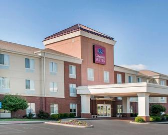 Comfort Suites French Lick - French Lick - Gebouw