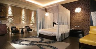 Mulan Motel - Taipei City - Bedroom