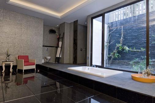 Mulan Motel - Taipei - Kylpyhuone