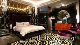 Mulan Motel - Taipei (Đài Bắc) - Phòng ngủ