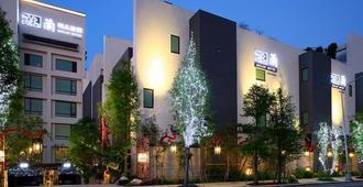Mulan Motel - Тайбэй - Здание