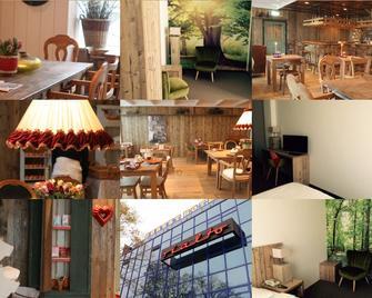 Forest Hotel - Den Helder - Restaurant