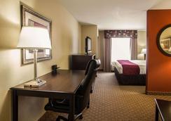 Comfort Suites - Bloomington - Bedroom