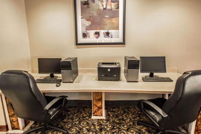 Comfort Suites - Bloomington - Aίθουσα συνεδριάσεων