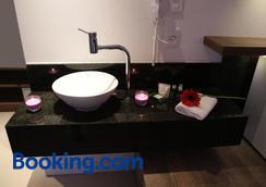 Hotel Sao Mateus - São Mateus do Sul - Bathroom