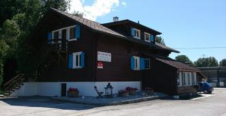 Le Gîte des Iles - Sitten - Gebäude
