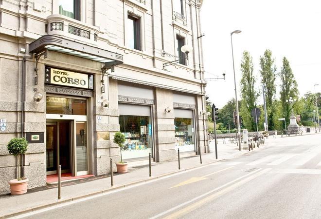 Hotel Corso - Padua - Building