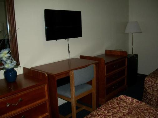 Budget Inn Clearfield - Clearfield - Room amenity