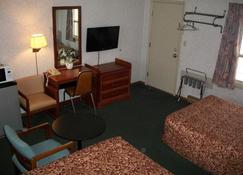 Budget Inn Clearfield - Clearfield - Bedroom