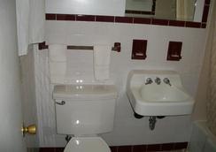 Budget Inn Clearfield - Clearfield - Bathroom