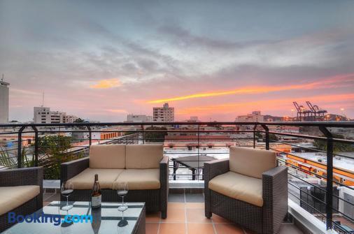 Hotel Boutique Casa Carolina - Santa Marta - Μπαλκόνι