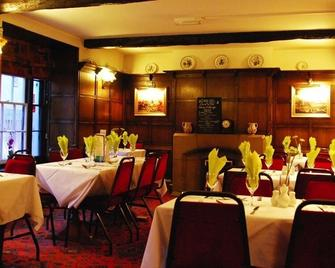 Boars Head Hotel - Carmarthen - Restaurant