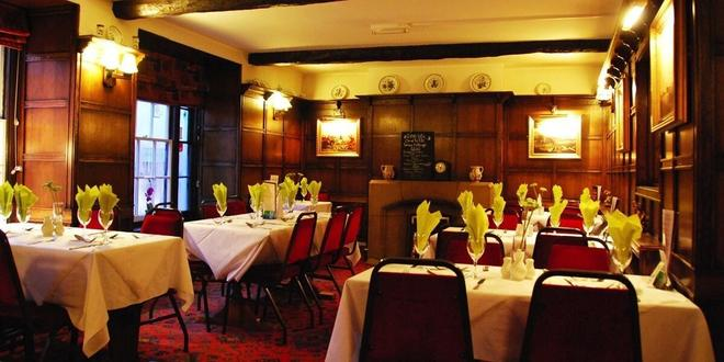 Boars Head Hotel - Carmarthen - Restaurante