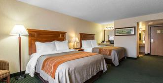 Comfort Inn Near Vail Beaver Creek - Avon - Yatak Odası