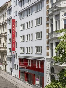 Austria Trend Hotel Anatol - Βιέννη - Κτίριο