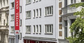 Austria Trend Hotel Anatol - Viena - Edifício
