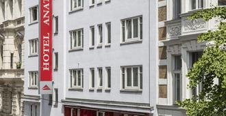 Austria Trend Hotel Anatol - Wien - Bygning