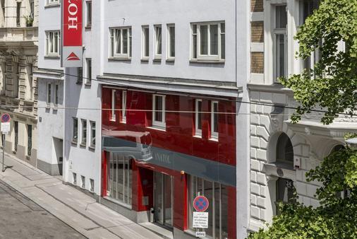 Austria Trend Hotel Anatol - Wien - Rakennus