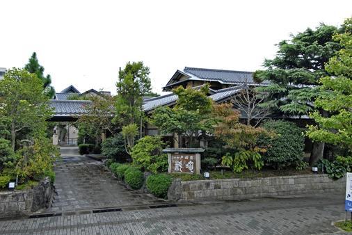 Ise Todaya Ryoan - Ise - Outdoor view