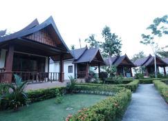 Rasa Sayang Resort - Ko Lanta - Building