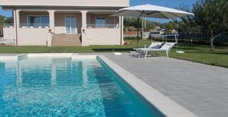 Villa Lauro Luxury B&b - Castellabate - Piscina