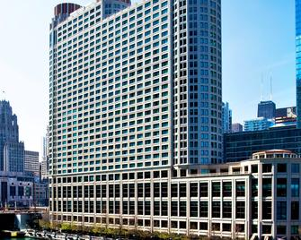 Sheraton Grand Chicago - Chicago - Building
