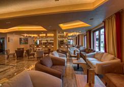 Best Western Plus Hotel Füssen - Füssen - Lounge