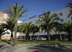 Campanile Alicante - Alicante - Building