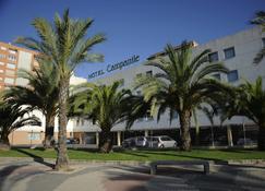 Campanile Alicante - Alicante - Bâtiment