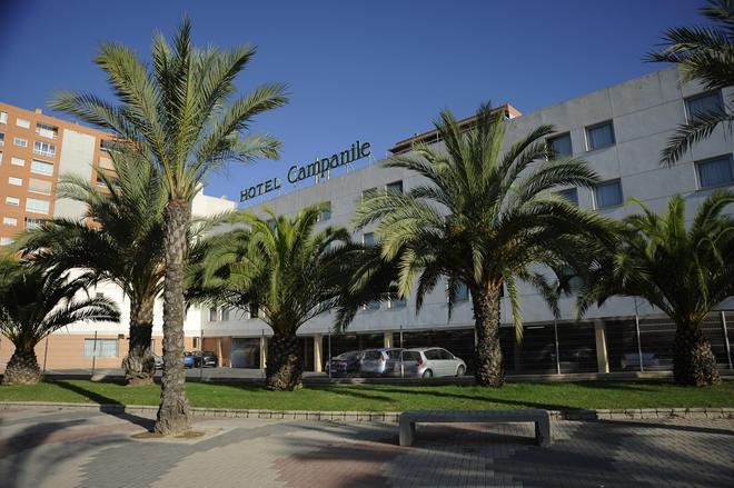 Campanile Alicante - Αλικάντε - Κτίριο