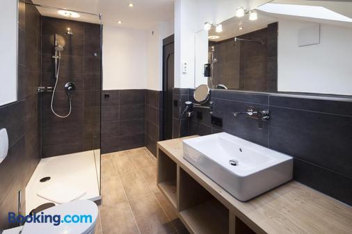 Boutique Hotel Gams - Oberstdorf - Bathroom