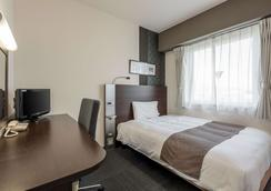 Comfort Hotel Koriyama - Kōriyama - Bedroom