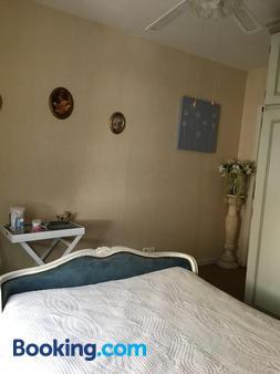 Les Fleurs - Monpazier - Bedroom
