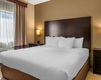Comfort Inn & Suites Paw Paw - Paw Paw - Bedroom