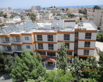 Onisillos Hotel - Lárnaca - Edifício