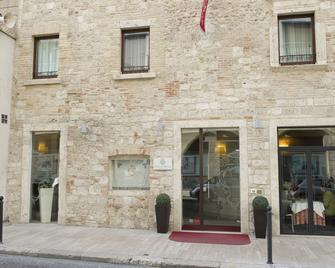 Palazzo Dei Mercanti - Dimora Storica - Ascoli Piceno - Edificio