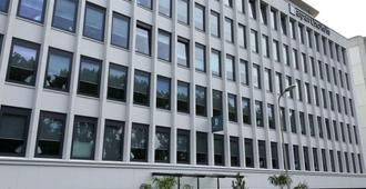 B-aparthotel Kennedy - La Haye - Bâtiment