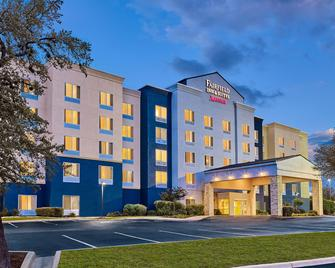 Fairfield Inn & Suites by Marriott San Antonio NE/Schertz - Schertz - Building