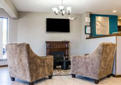 Quality Inn - Great Bend - Lobby