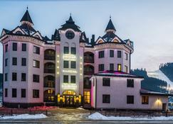 Mardan Palace Spa Resort - Bukovel - Bina