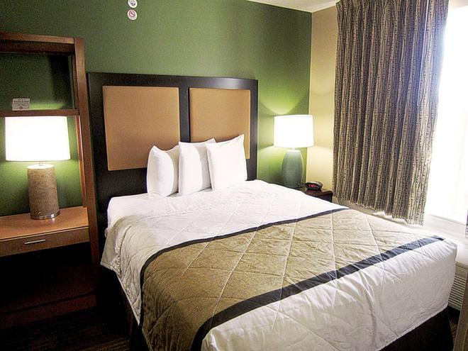 Extended Stay America Portland - Hillsboro - Hillsboro - Bedroom