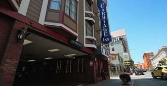 Carriage Inn - San Francisco - Budynek