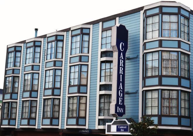 Carriage Inn - San Francisco - Outdoor view