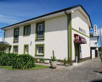 Hotel Zabala - Luarca - Gebäude