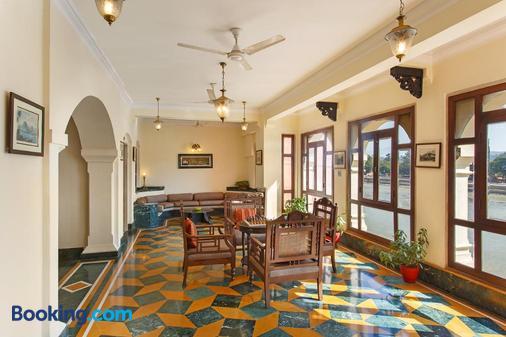 Haveli Hari Ganga - Haridwar - Dining room