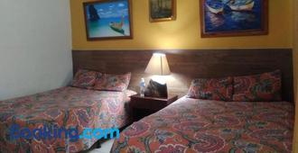 Villa Konchamar Surfcity - La Libertad - Schlafzimmer
