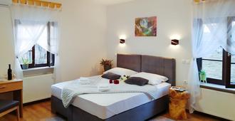 Plitvice Streaming - Plitvicka Jezera - Bedroom