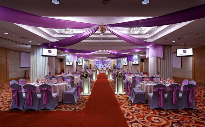 Corus Hotel Kuala Lumpur - Kuala Lumpur - Banquet hall
