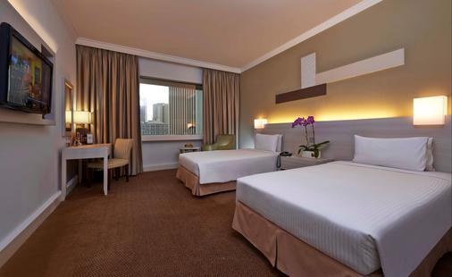 吉隆坡廓思飯店 - 吉隆坡 - 臥室